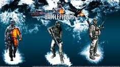 BF3 Wallpaper.  © 2012 EA DIGITAL ILLUSIONS CE AB. All rights reserved.