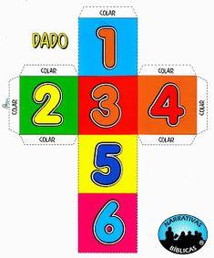 Math For Kids, Fun Math, Math Games, Special Education Behavior, Kids Education, Borders Books, Numbers Preschool, Felt Books, Preschool Learning Activities