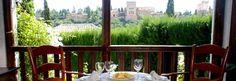 Mirador de Morayma - Granada restaurant w/ amazing views