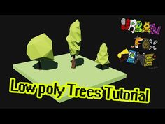 How to make Low poly Trees max) 3d Studio, 3d Max, Low Poly, Trees, Youtube, How To Make, Wood, Youtubers, Shrub