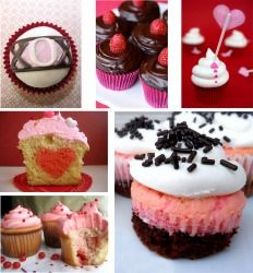 Valentines Day Cupcakes for Kids - Parenting.com