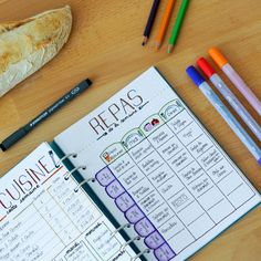 Discover recipes, home ideas, style inspiration and other ideas to try. Bullet Journal Page, Bullet Journal School, Journal Pages, Organization Bullet Journal, Budget Organization, Bullet Journal Calligraphie, Bellet Journal, Diary Decoration, My Calendar