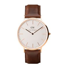 Classic Bristol - Daniel Wellington _ really really beautiful! I usually am very selective about watches but this is pretty amazing