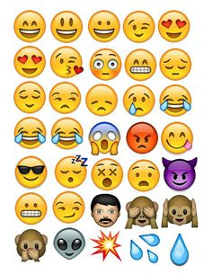 Emoji Stickers, Tumblr Stickers, Printable Stickers, Planner Stickers, Diy Plush Toys, Doodles, Emoji Wallpaper, Scrapbook Stickers, Emoticon