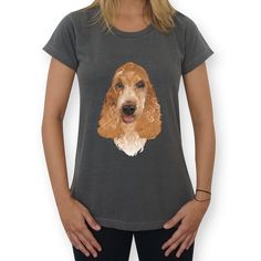 Camiseta Cocker 1 de @babimarruecos | Colab55
