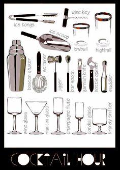 barman tools
