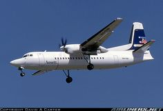 Fokker 50 aircraft picture