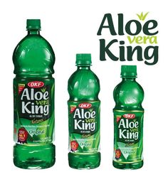 Już u nas najlepszy napój-Aloe vera king - so tastey and interesting, i love how it has actually gooey pieces in the drink you know youre drinking real aloe and it creates a cool texture. Its a thick drink and really hydrates your body!