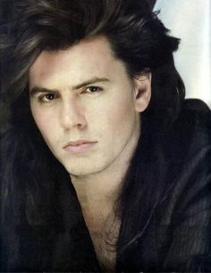 Duran Duran's John Taylor, bass player & eye candy! Always my favorite