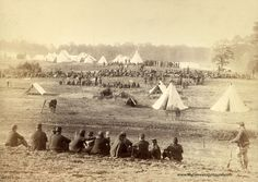 Strasburg, Virginia, Battle of Fisher's Hill Confederate Prisoners, historic photo