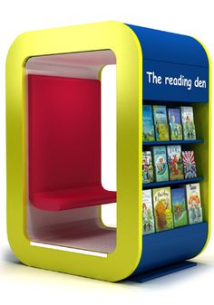 FG Library Products » Product Range » Promo Display » Promotional Library Display Units