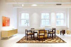 Sala de reuniões minimalista | Office décor: o que vai ter no meu escritório | http://alegarattoni.com.br/office-decor-o-que-vai-ter-no-meu-escritorio/