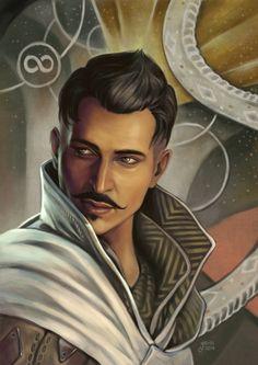 Dorian Pavus by slugette.deviantart.com on @DeviantArt