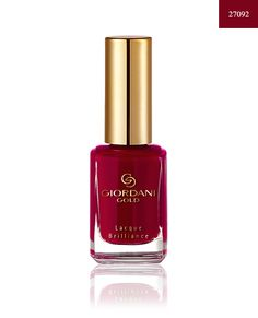 http://www.istyle99.com/Oriflame-Nail-Paint/?cid=mj04 Giordani Gold Lacque Brilliance - Lacquered Cherry 11ml @ 23% OFF Rs 387.00 Only FREE Shipping + Extra Discount -  online Sabse Sasta in India - Makeup & Nail Pants for Beauty Products - 1878/20150729