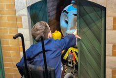 Thomas & Friends: Explore the Rails exhibit at the Creative Discovery Museum in Chattanooga, Tennessee runs May 23rd through September 13th, 2015 http://www.thomastrainrides.com/fun-and-games.html#20may15
