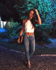 """598 curtidas, 11 comentários - Joana da Silva Ferreira (@joannasferreira) no Instagram: """"Last night 🌙✨"""""""