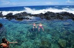 Makapu'u tidepools #hawaii #oahu