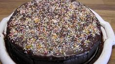 Let's Bake - After-Eight Torte, via YouTube.