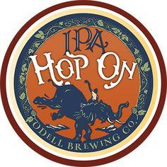 Untappd Badge: IPA Hop On