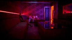 Only God Forgives 2013. Cinematography by Larry Smith.