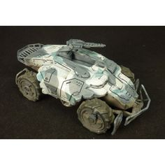 Warthog ADV 28mm sci-fi wargame vehicle APC AFV