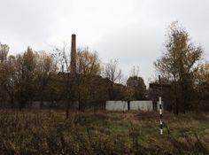 Il parco La Goccia, rudere di una civiltà industriale passata – the Submarine