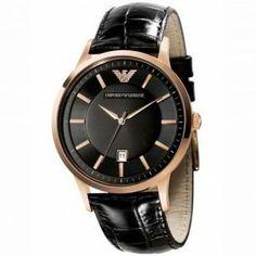 Emporio Armani Men's Three-hand Date watch AR2425