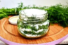 Koperek na zimę z solą Herbs, Make It Yourself, Baking, How To Make, Products, Mugs, Creativity, Bakken, Herb