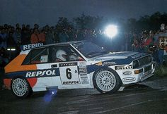 Carlos Sainz Rally Raid, Lancia Delta, Love Car, Ol Days, Car And Driver, Alfa Romeo, Le Mans, Maserati, Fiat