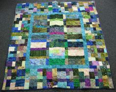 Norma Able of Readsboro, Vermont made and donated this quilt to Hopes & Dreams. www.hopesanddreams.quiltersdreambatting.com