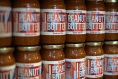 FIX AND FOGG peanut putter goodness! Available from Coopers and Co. #health #peanutbutter #organic #sweettreats #design #thecolombo Salsa, Peanut Butter, Sweet Treats, Jar, Organic, Good Things, Entertaining, Health, Food
