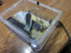 It is a thermometer that can can from º – 125 º. Electronics Projects