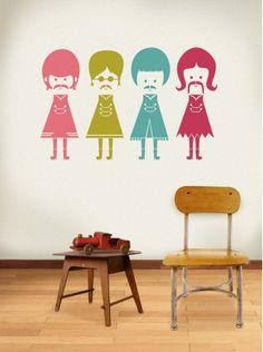 Adesivo decorativo do Meu Adorável Iglu - www.meuadoraveliglu.com.br
