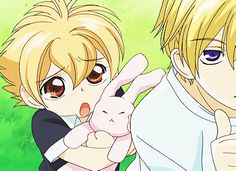 Ouran High School Host Club gif | gifs ouran high school host club
