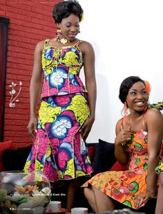 The way you look generally defines who you are, hence you need to be abreast of the latest styles. African Attire, African Wear, African Women, African Dress, Ankara Styles For Women, Kente Styles, African Print Fashion, Ethnic Fashion, African Prints