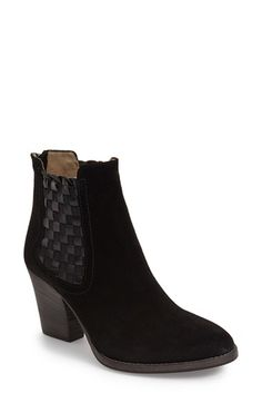 Aquatalia 'Frannie' Weatherproof Bootie (Women)(Nordstrom Exclusive)
