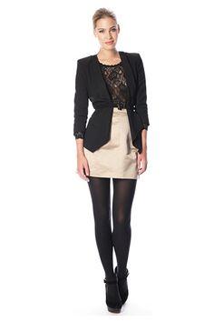 Trajes mujer | Vestido Formal | Pinterest | Trajes mujer Traje y Ejecutivo