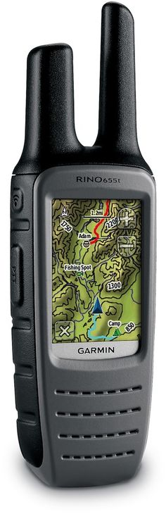 Garmin Rino 655t GPS2 Way Radio Survival Garmin Rino 655t GPS/2 Way Radio