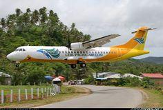 Cebu Pacific Air RP-C7255 ATR ATR-72-500 (ATR-72-212A)