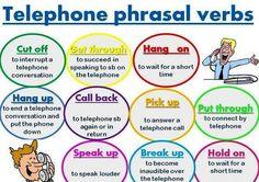 phrasal verbs - Cerca con Google