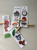 Maternelle Grande Section, Montessori, Language, Packing, Classroom, Alice, Couture, Page Boys, Reading Games