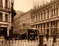 Old Photographs, Photos, Beautiful Buildings, Poland, Old Things, Street View, Lost, Black And White, Country
