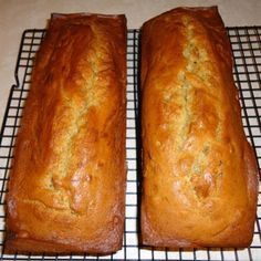 This is my favorite banana bread recipe ever! I do make minor adjustments, like greek yogurt in place of sour cream, use brown sugar instead of white, increase the vanilla to 1 tbsp, and definitely add extra nuts!! :)