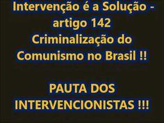 A LISTA ATUALIZADA DIA 13-03-2017.TV Ban Brasil AÇÃO Noticia: Intervençã...