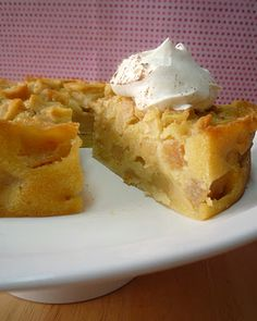 I need to try this apple dessert!