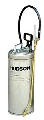 H. D. Hudson - Industro® Sprayers Sprayer - Sold as 1 Each by H. D. Hudson Products. $202.40. H. D. Hudson - Industro® Sprayers Sprayer - Sold as 1 EachStainless steel tank cleans up easily. Kem Oil® chemical resistant hose. Brass Thrustless shut-off valve lasts longer, shuts off quickly. Separate opening allows filling without removing pump. Brass pump stands up to hot waterApplicable Materials: Liquid Body Material: Stainless Steel Capacity Vol.: 2 1/2 gal [Max] Handl...
