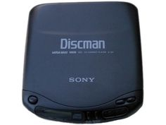 Sony Discman D-131