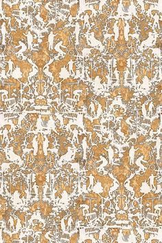 Timorous Beasties Wallcoverings - Urban Chaos