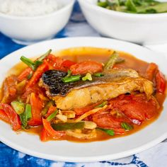 An local Yangshuo China specialty dish - beer fish. Easy to make yet bursting with flavors and textures. A must try!