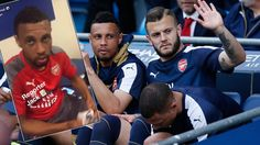 Coquelin reveals centre-back training as Arsenal aim to solve mini-crisis